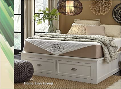 "MLily Harmony 10"" Gel Memory Foam Mattress, Luxury Plush Hypoallergenic ..."