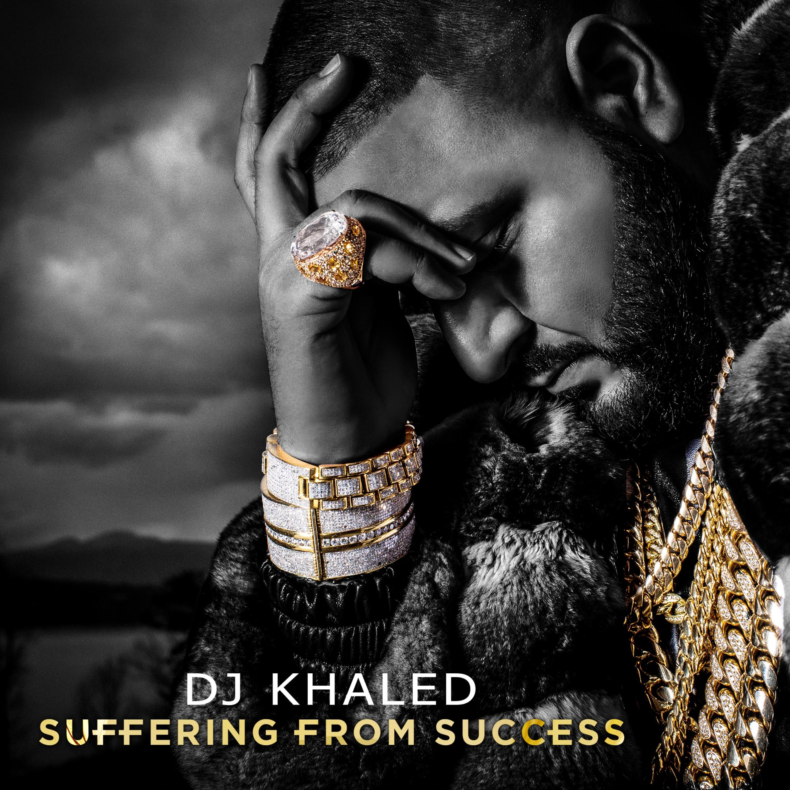 CD : DJ Khaled - Suffering From Success (Clean Version, Deluxe Edition)