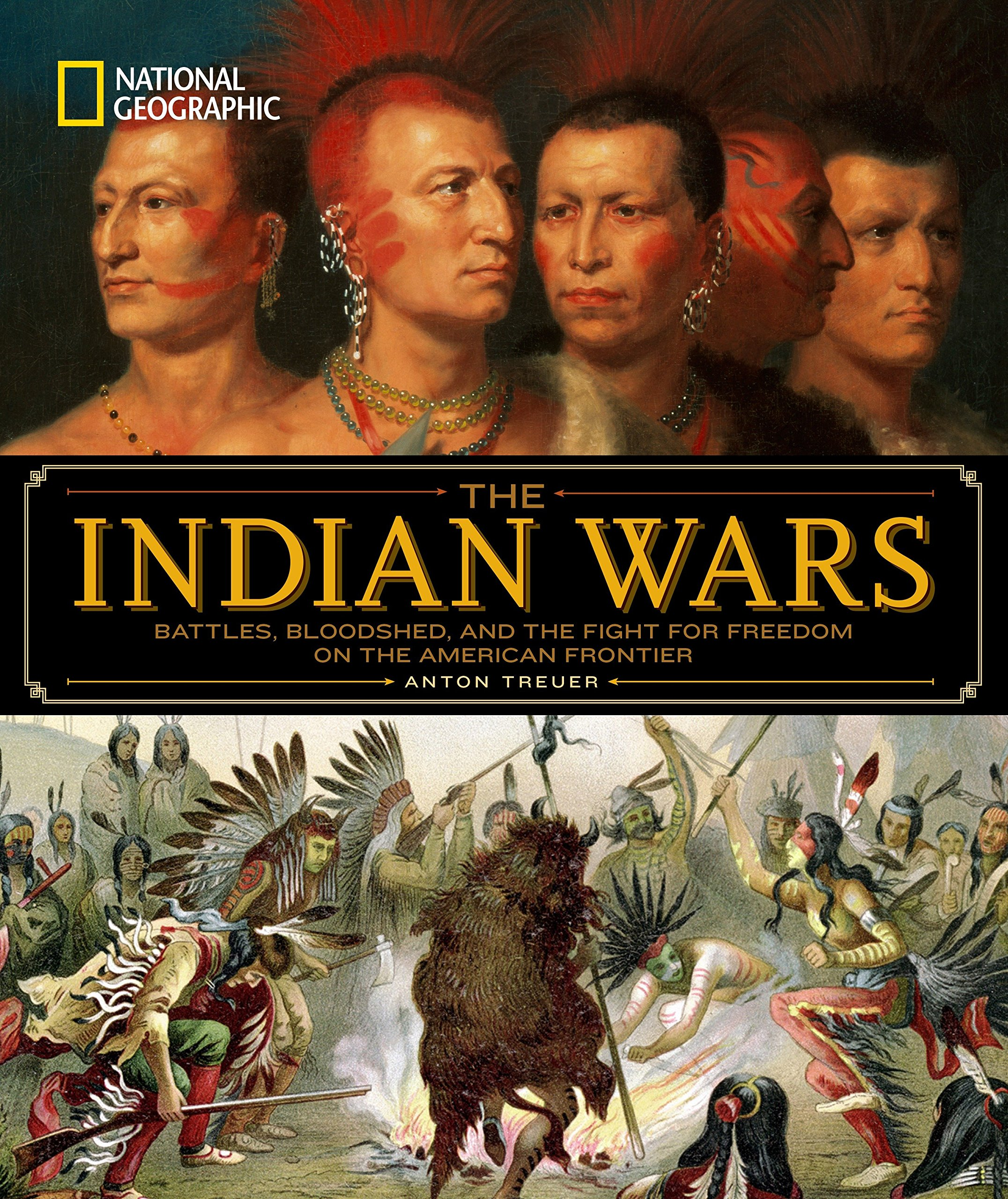 National Geographic Indian Wars Bloodshed product image