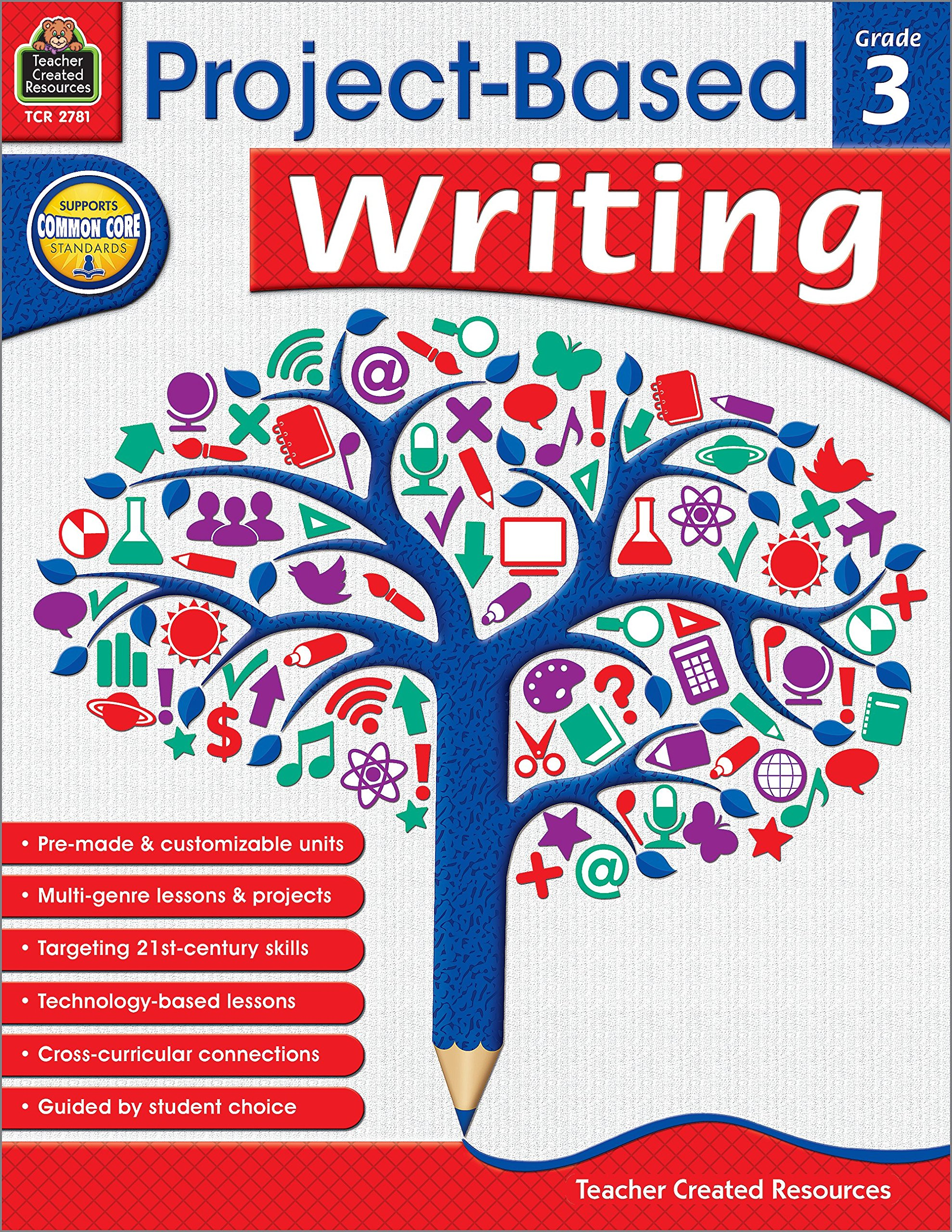 Project Based Writing Grade 3 pdf epub