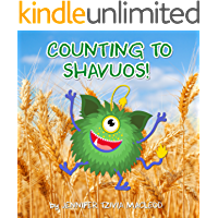 Counting to Shavuos!