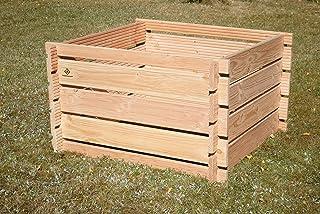 GrünerGarten®® - Premium Bio-Komposter GRÖN-KOMPO XL für hochwertigen Bio-Kompost ohne Giftstoffe!