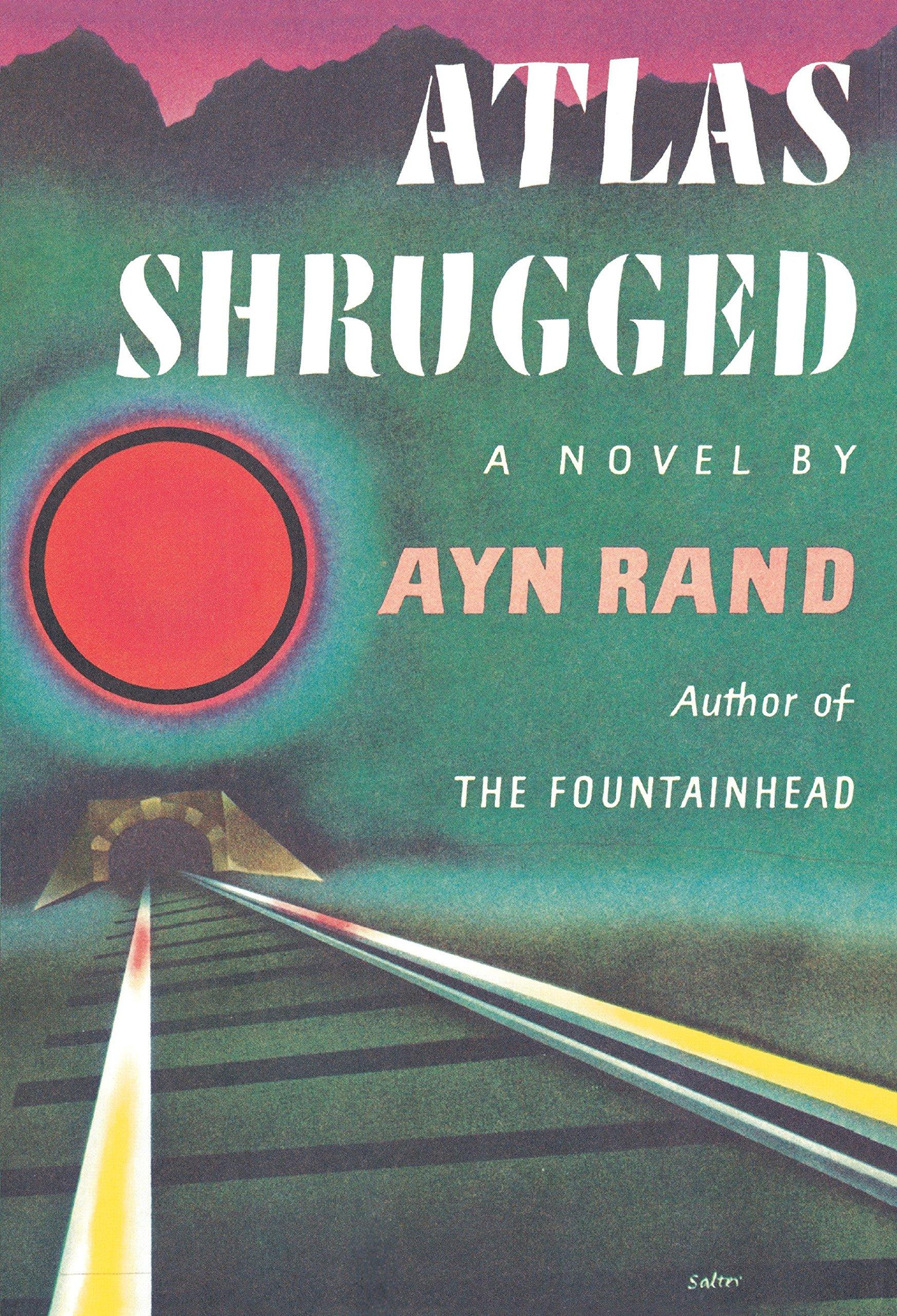 Atlas Shrugged Centennial Edition Ayn Rand Leonard