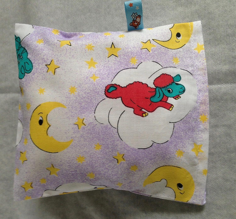 Kleines Schlafkissen Lavendel für Kinder, Kräuter Kinder, handmade Deutschland, baby, Geschenk, Weihnachten Kräuter Kinder