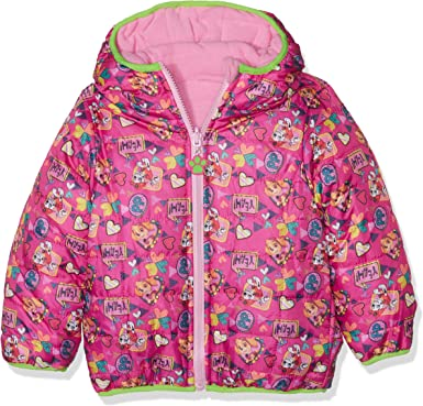 Nickelodeon Girls Paw Patrol Be Happy Be Free Coat