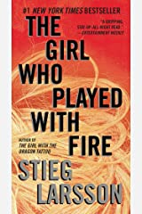 The Girl Who Played with Fire (Millennium Series) Mass Market Paperback