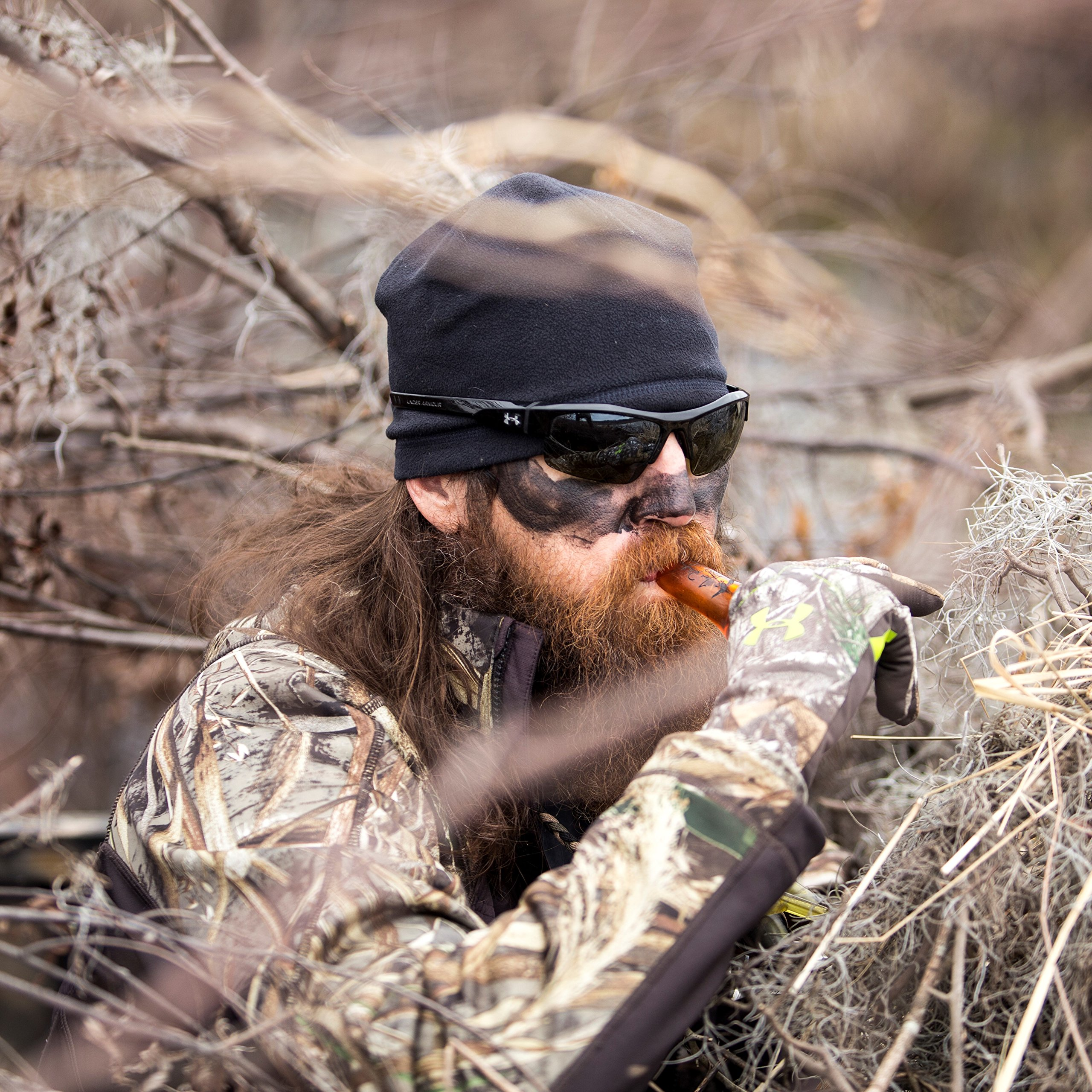 DUCK COMMANDER Jase Robertson Pro Series Duck Call, Orange Acrylic by DUCK COMMANDER (Image #6)