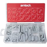 Am-Tech Assortiment de ressorts 150 pièces