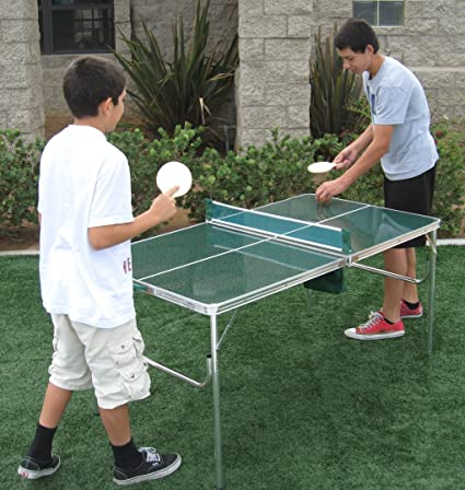 Ordinaire Unique Oasis Mini Cool Ping Pong Table 5 Years Warranty High Quality  Product