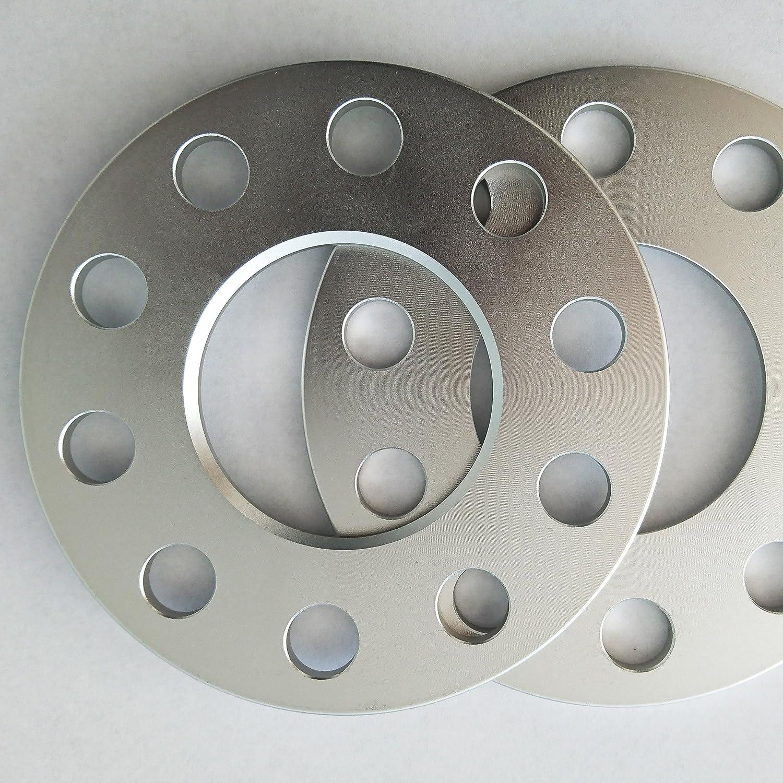 Hub Centric distanziale 5mm in lega–5112PCD foro centrale 168, 9cm by Procare unità di alluminio T6 9cm by Procare unità di alluminio T6