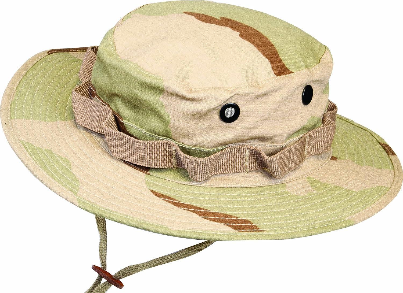 ed5ba535490 Highlander Boonie Hat - Desert Camo