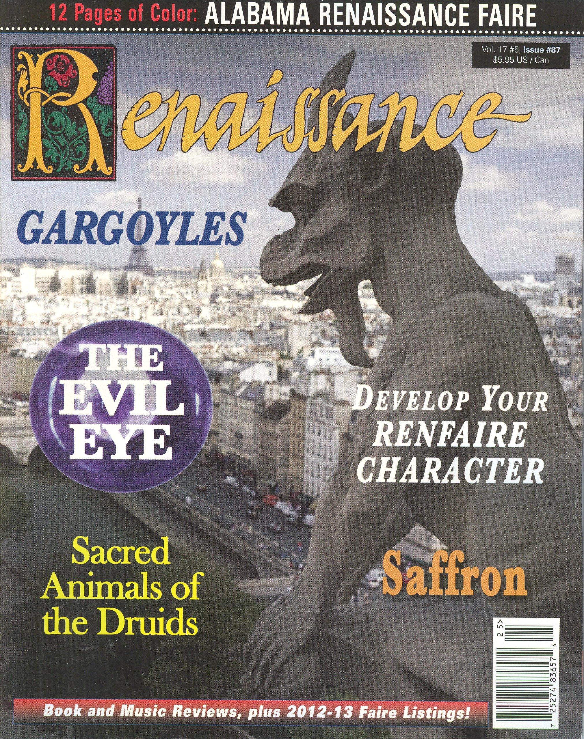 Renaissance Magazine # 87 (Volume 17 # 5) pdf epub