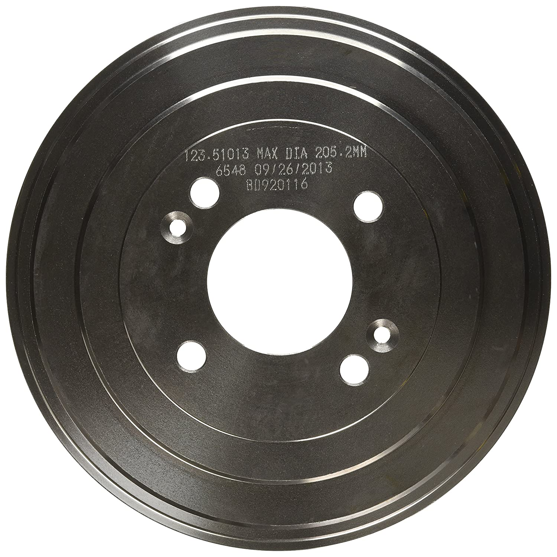 Centric (123.51013) Brake Drum
