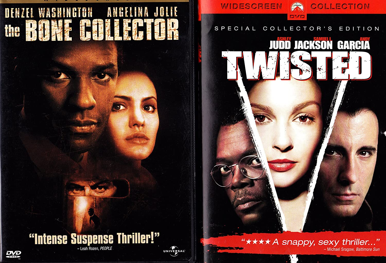 movies like the bone collector