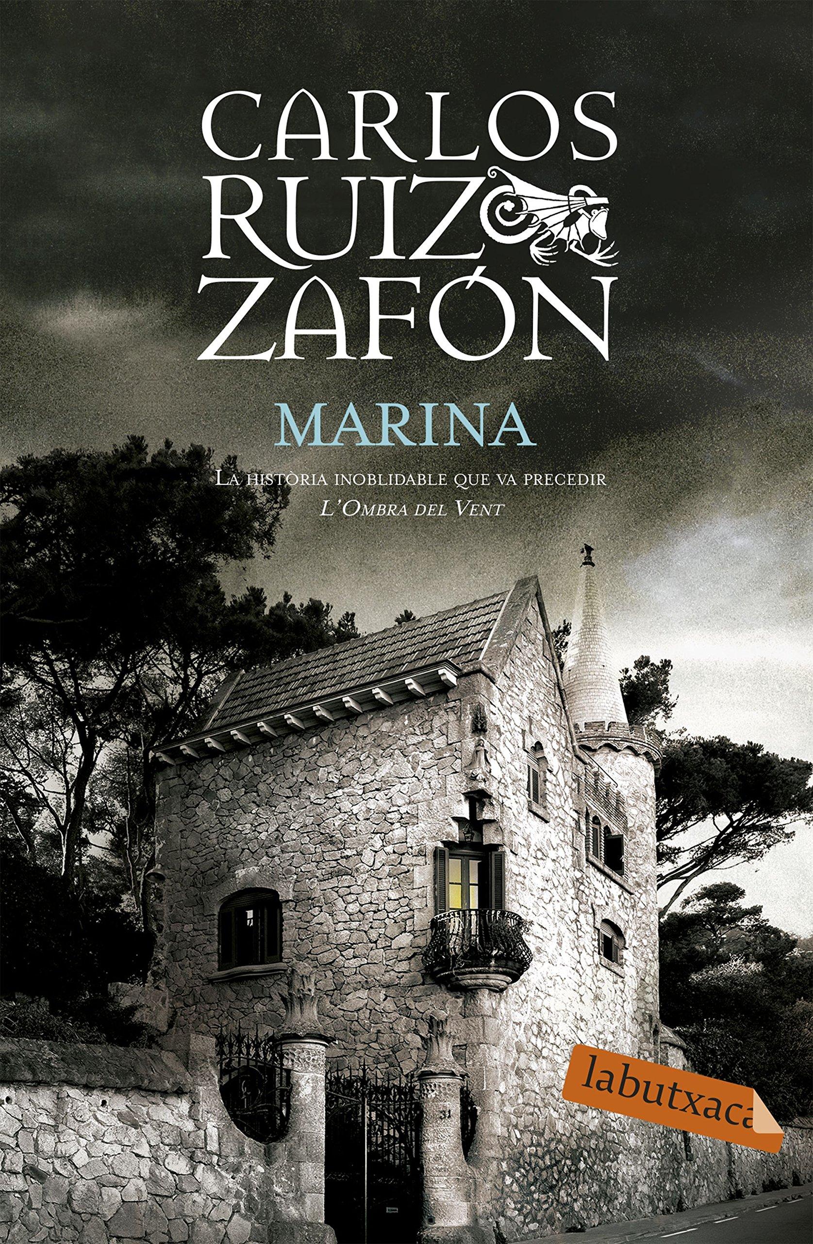 Marina (LABUTXACA): Amazon.es: Ruiz Zafón, Carlos, Vergés Boo ...