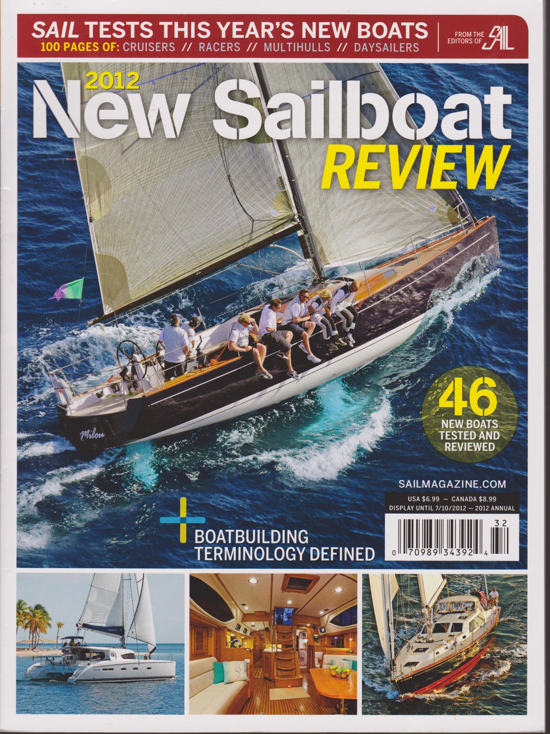 Download 2012 New Sailboat Review Magazine (2012 Annual) PDF