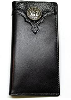 Jack Daniels Rodeo Wallet MSRP-49.99 with  logo Black