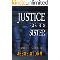 Justice for his Sister (Western Justice Riders)