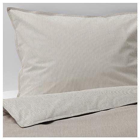 Amazon.com: IKEA blavinda Full/Queen Juego de funda de ...