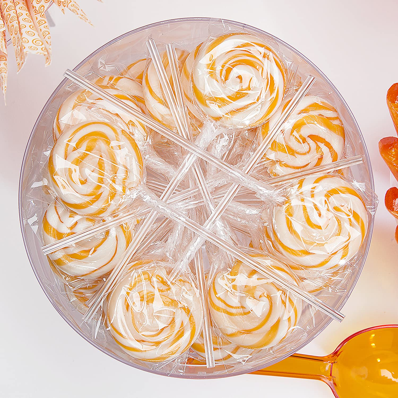 Orange Candy Buffet – Juego de dulces de fiesta con temática ...