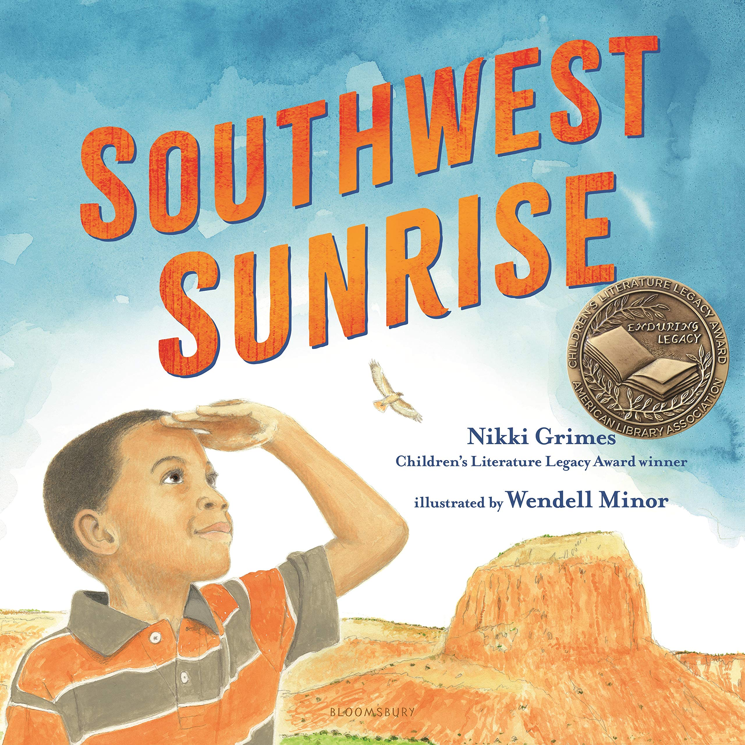 Southwest Sunrise: Grimes, Nikki, Minor, Wendell: 9781547600823 ...