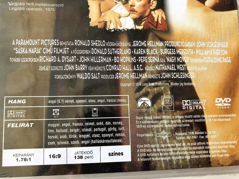 The Day of the Locust DVD Audio español. Subtítulos en español ...