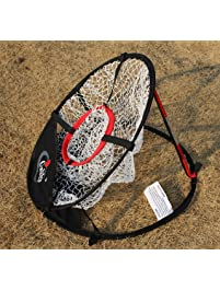 Galileo Diameter 50cm Golf Chipping Net With Self Contained Style| Outdoor  U0026 Indoor Golfing