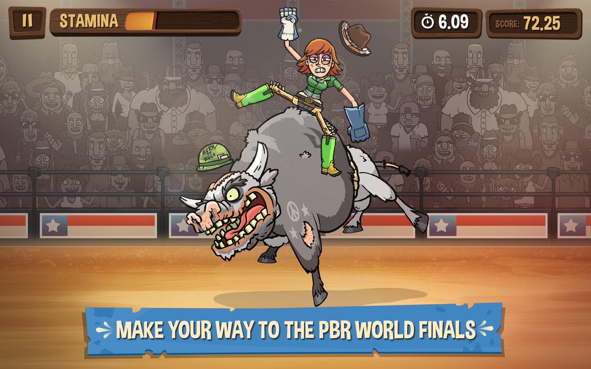 Amazon Com Pbr Raging Bulls Appstore For Android