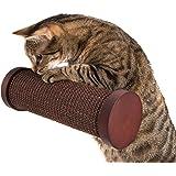 Art of Paws Cat Perch | Wall Mounted Cat Post, Cat Window Perch, Horizontal Cat Scratching Post, Cat Shelf, Cat Climber | Cat Accessories Part of Cat Shelves System