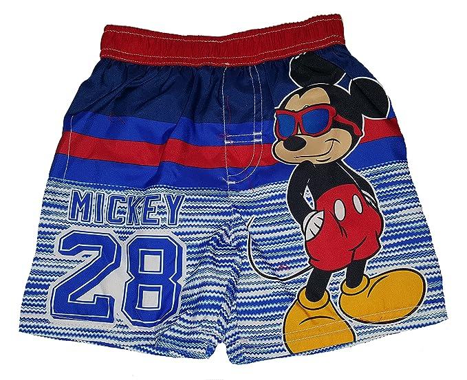 1c340ae3bd641 Amazon.com: Fashion Toddler Boys Disney Mickey Mouse Swim Short ...