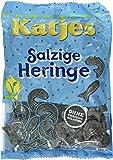 Katjes Salzige Heringe, 6er Pack (6 x 500 g)