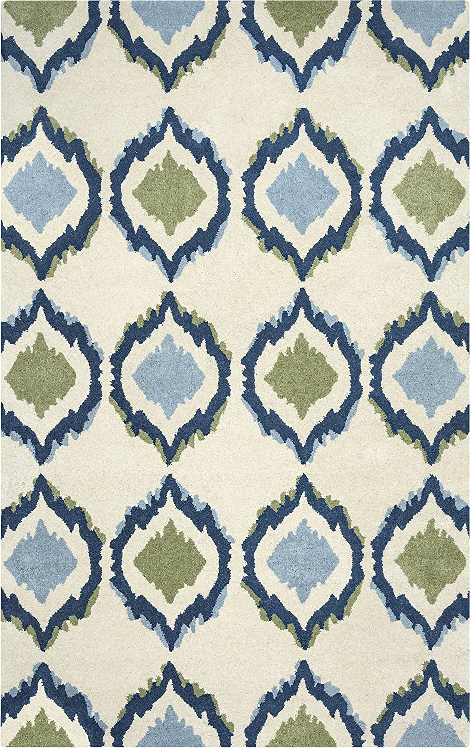 Rizzy Home Bradberry Downs Collection BD8889 Hand-Tufted Area Rug