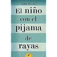 Nino con el pijama de rayas, El (Letras de Bolsillo) (Spanish Edition