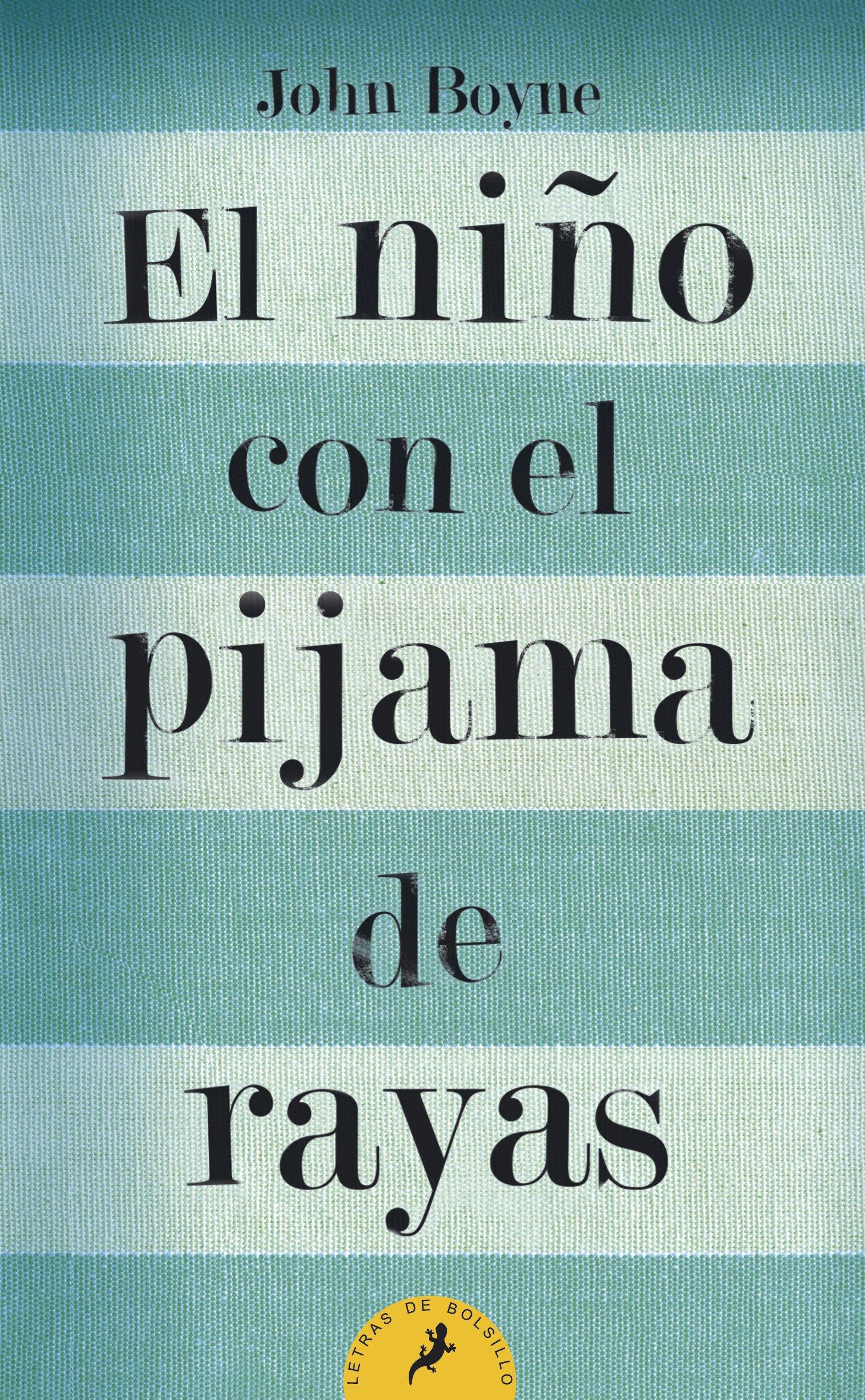 cfacabcb5d El niño con el pijama de rayas (Letras de Bolsillo)  Amazon.es  John Boyne   Libros