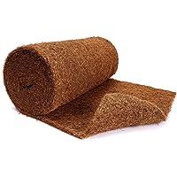 N Nagerteppich.de Kokosmat van 100% kokosvezels - 50cm x 5m rol kweekmat zonder latex - winterbescherming en…