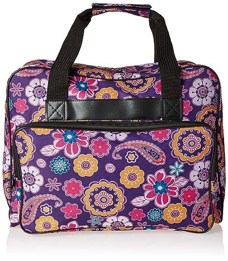 Bolsa de máquina de coser roja de Janome: Amazon.es ...