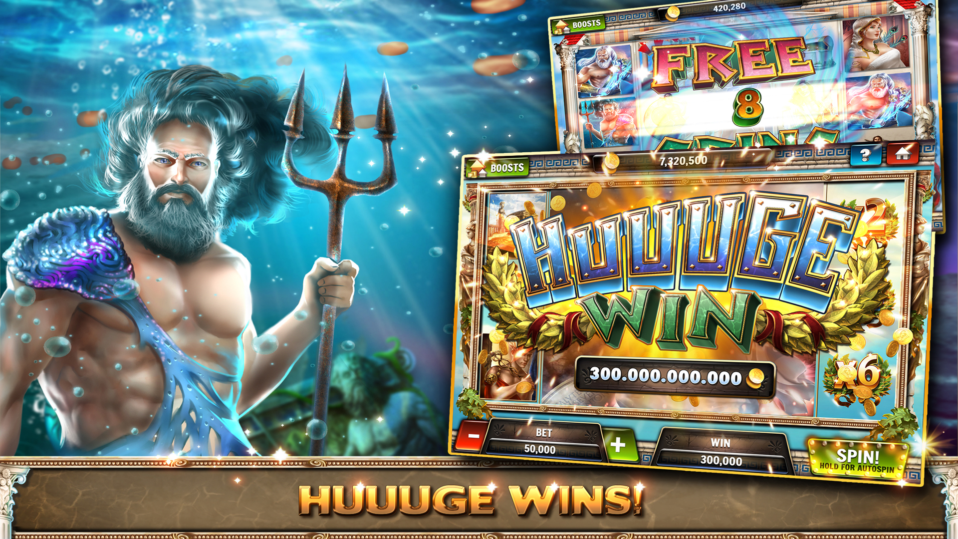 zeus casino slot machine online
