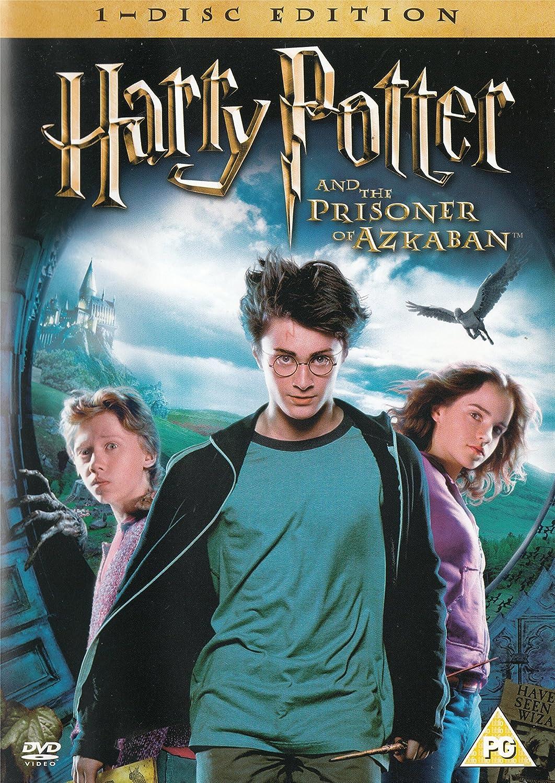 Harry Potter And The Prisoner Of Azkaban Uk Import Amazon De Dvd Blu Ray