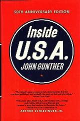 Inside the U.S.A. Hardcover