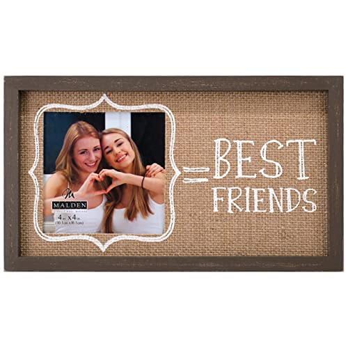 Friendship Picture Frames With Quotes: Best Friend Picture Frames With Quotes: Amazon.com