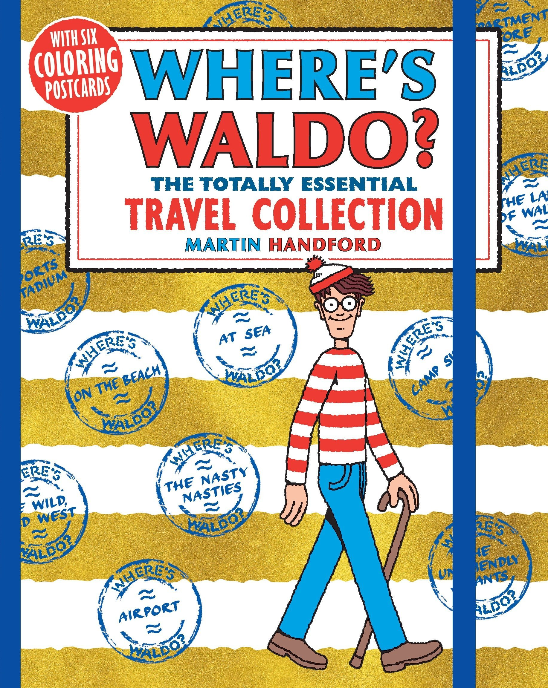 Where's Waldo? The Totally Essential Travel Collection PDF