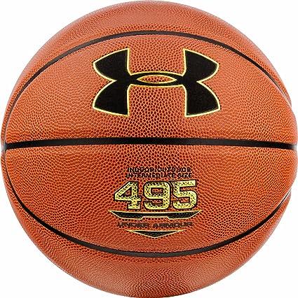 Under Armour 495 - Balón de Baloncesto Compuesto para Interior y ...