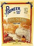 Pioneer Brand Country Gravy Mix, Sausage, 2.75 oz