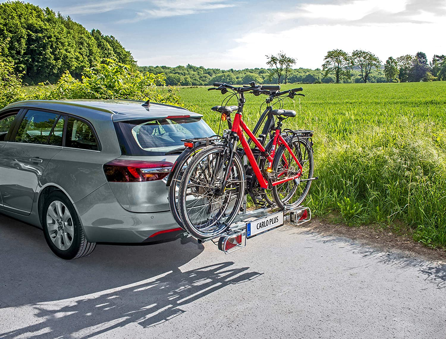 EUFAB Carlo Plus 11439 Bicycle Rack