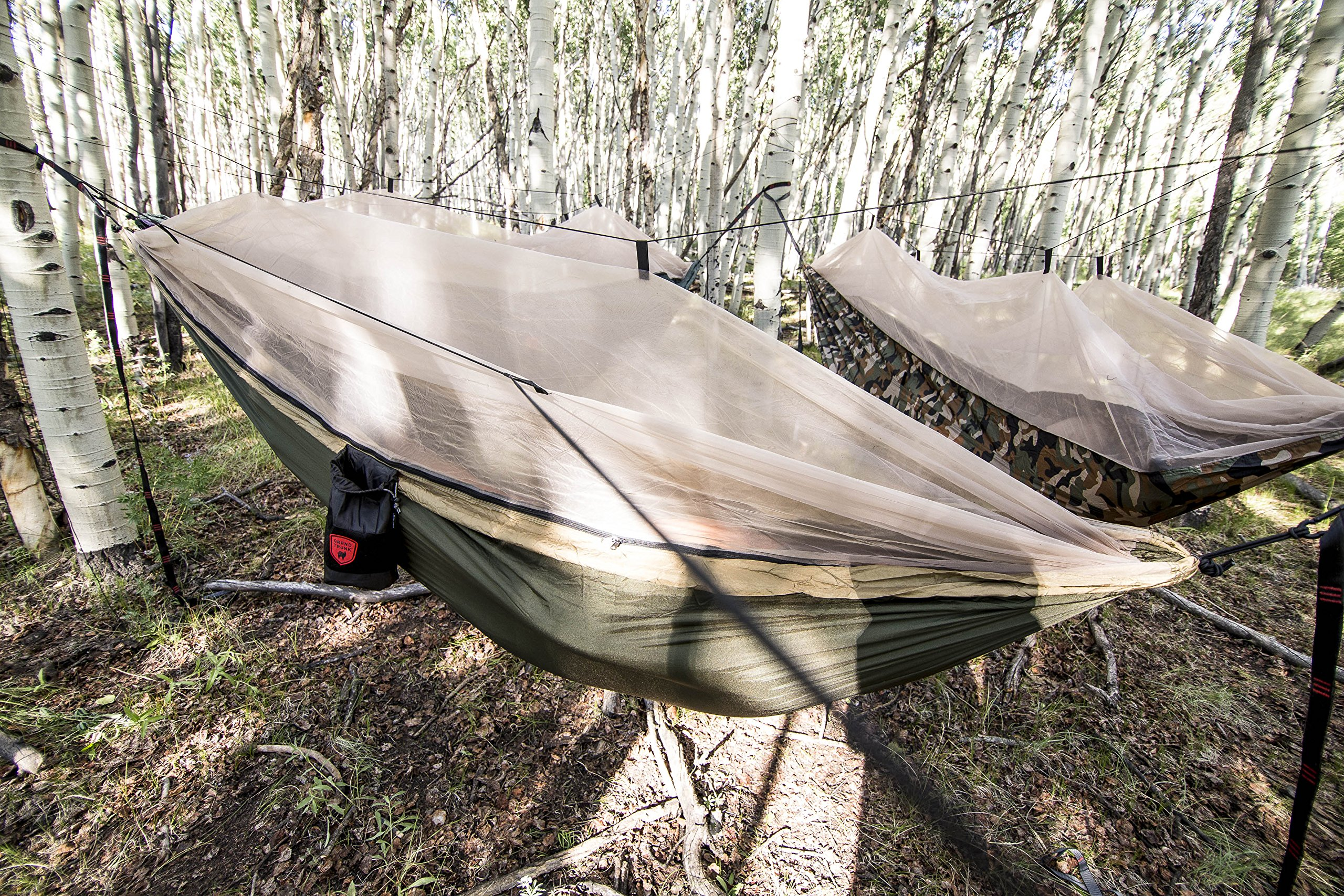 Grand Trunk Skeeter Beeter Pro Mosquito Hammock: Portable Bug Prevention  Hammock With Carabiners And Hanging Kit U2013 Perfect For Outdoor Adventures,  ...