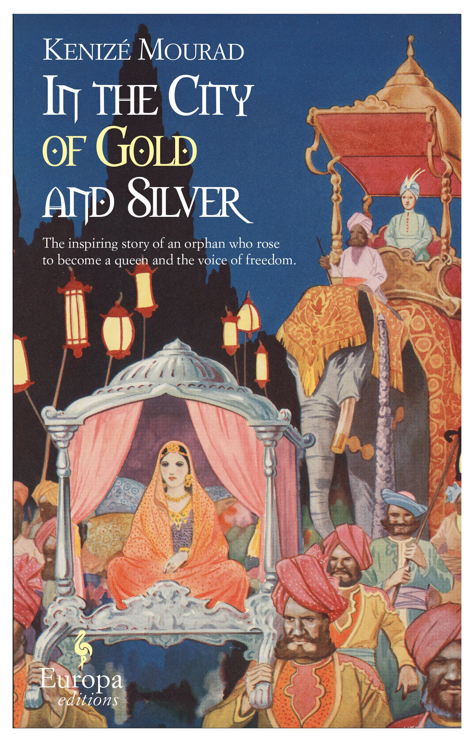 Read Online In The City of Gold and Silver pdf