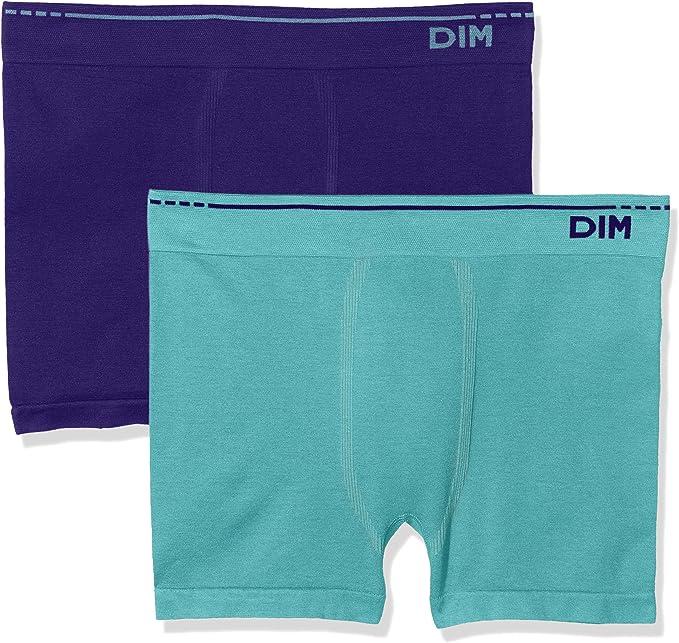 Unno DIM Basic Bóxer (Pack de 2) para Hombre: Amazon.es: Ropa y accesorios
