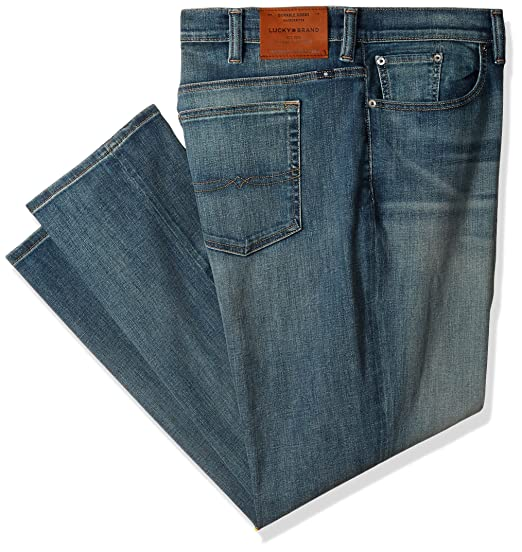 Buy Lucky Brand Men S Big Tall 410 Athletic Jean In Beckville At Amazon In