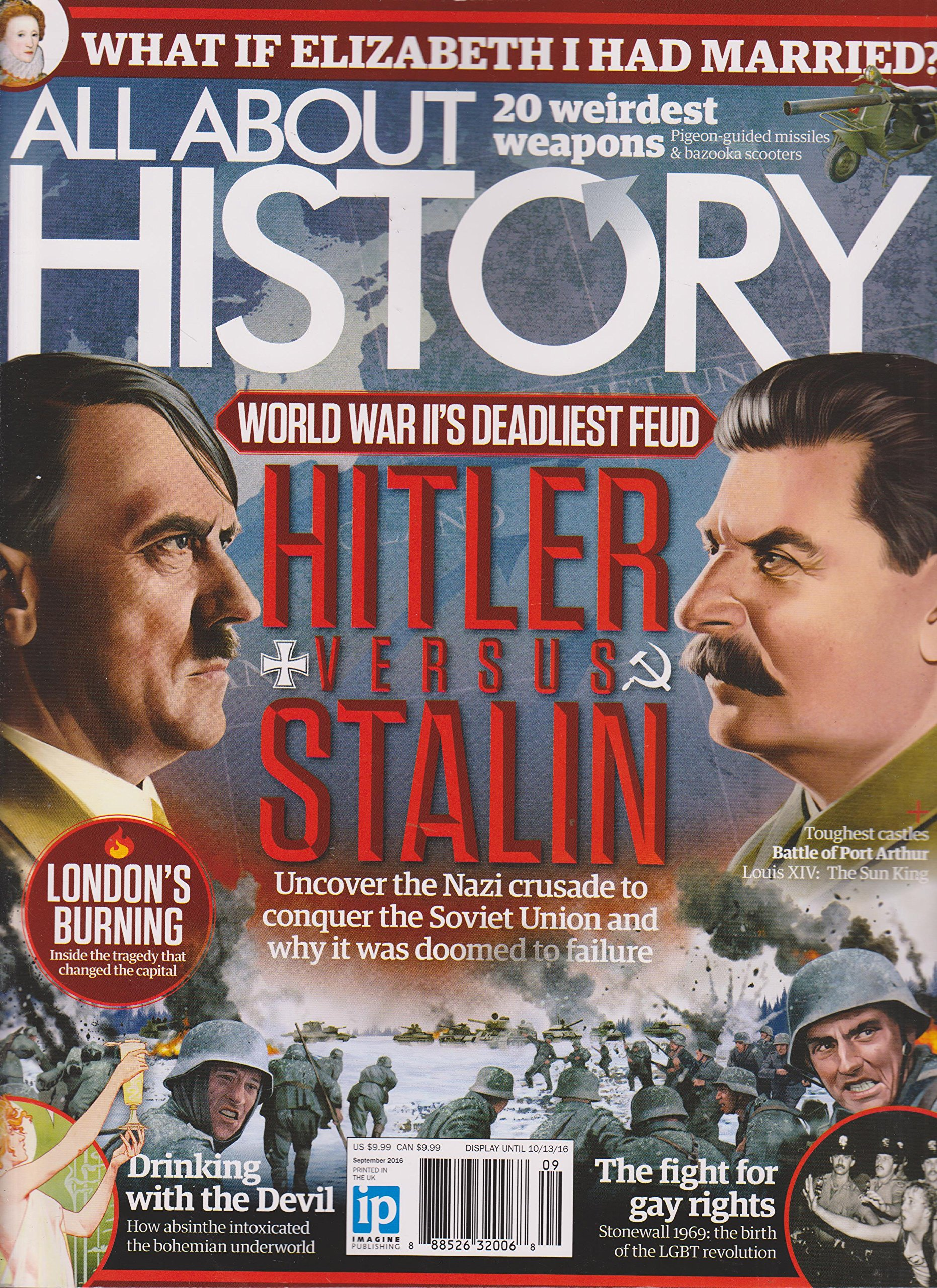 Read Online All About History Magazine September 2016 pdf epub