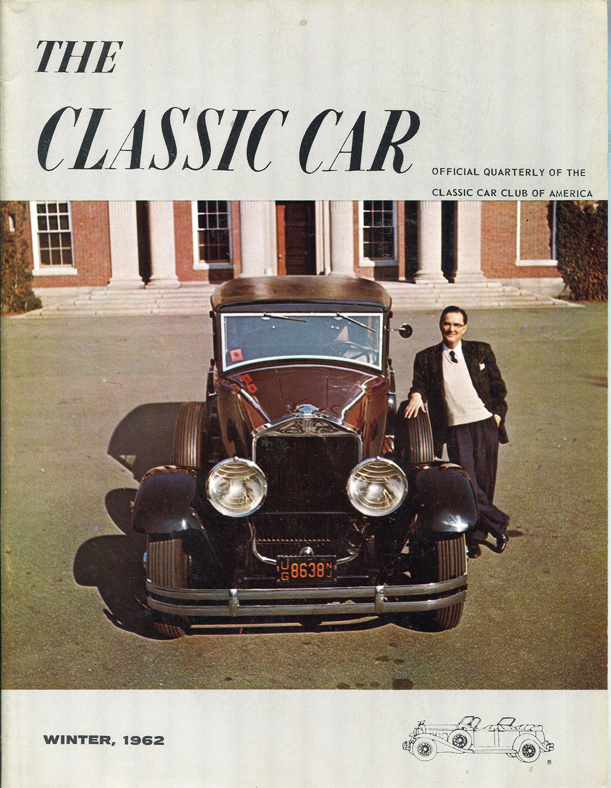 The Classic Car Magazine Winter Quarterly Publication Of The - Classic car club of america